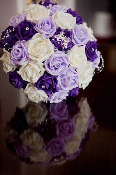 wedding flowers at farington lodge lancashire
