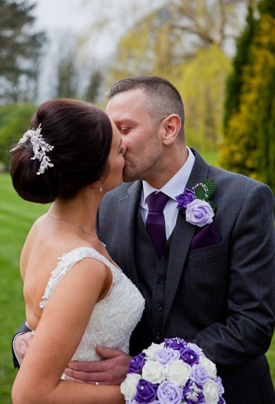 wedding image at farington lodge lancashire