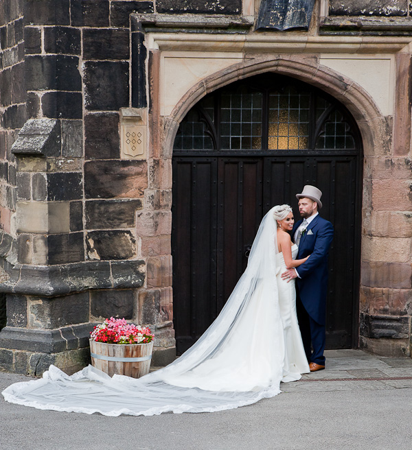 St Wilfred's church wedding standish lancashire