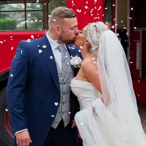 wedding photographs at heskin hall lancashire