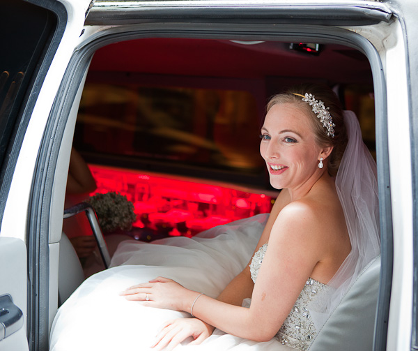 liverpool wedding car