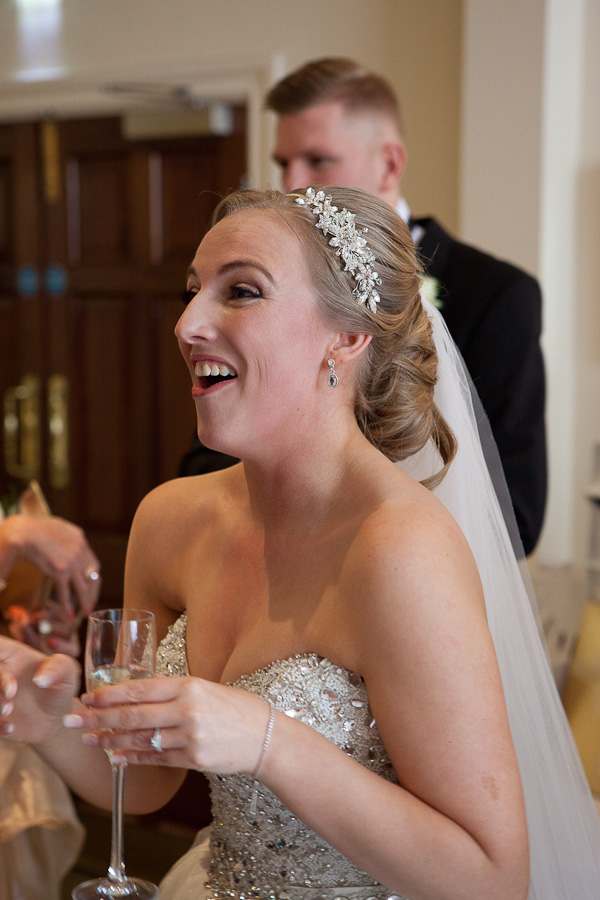 bride at racquet club liverpool