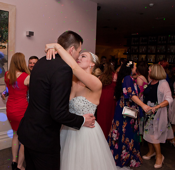 first dance at the racquet club liverpool
