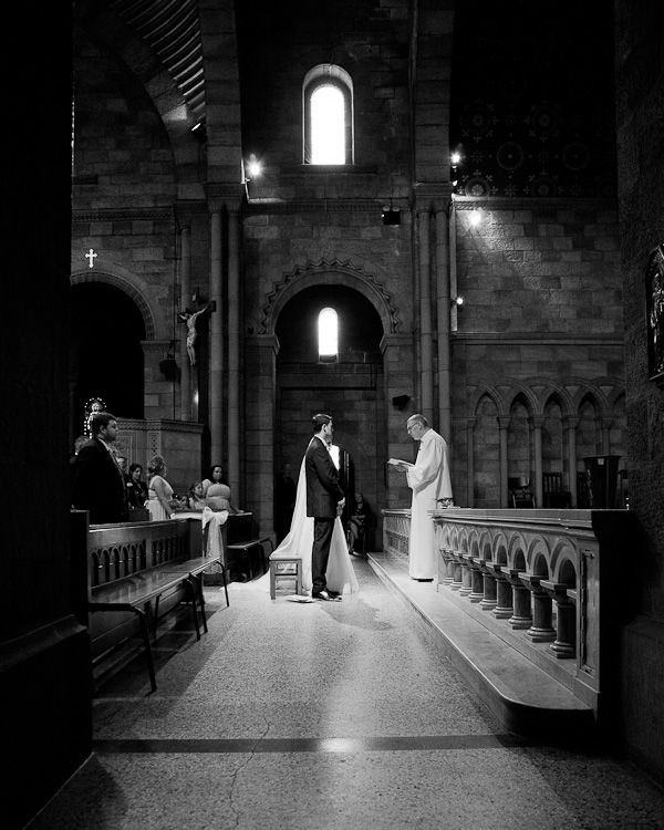 manchester church wedding photograph