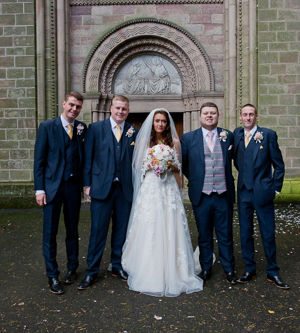 wedding photography in warrington