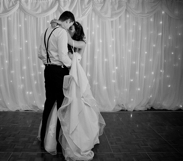 dancing photograph at manchester wedding