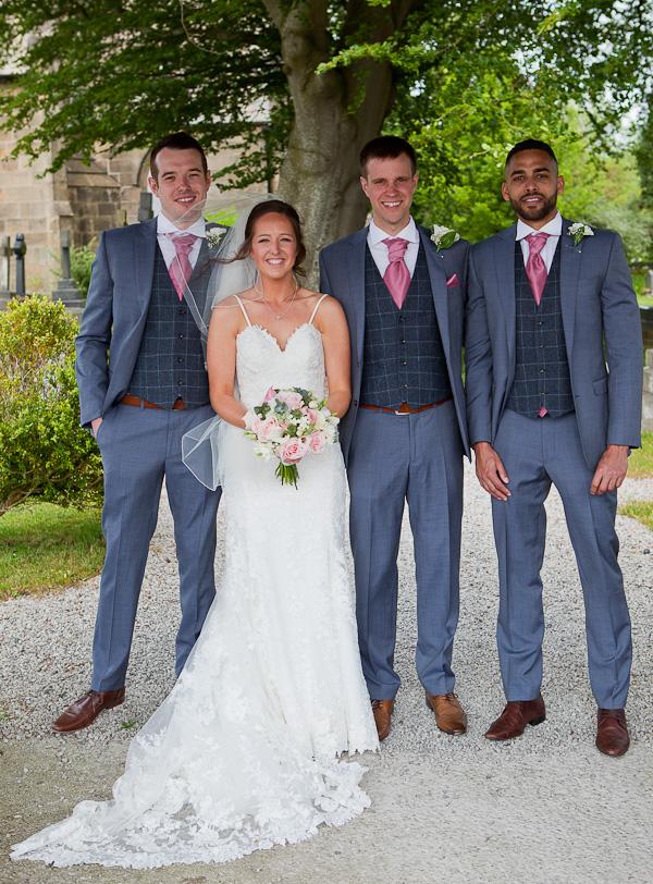 groomsmen at preston wedding