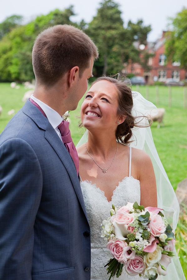 love at wedding preston