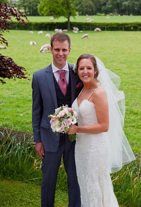 wedding at lund parish clifton