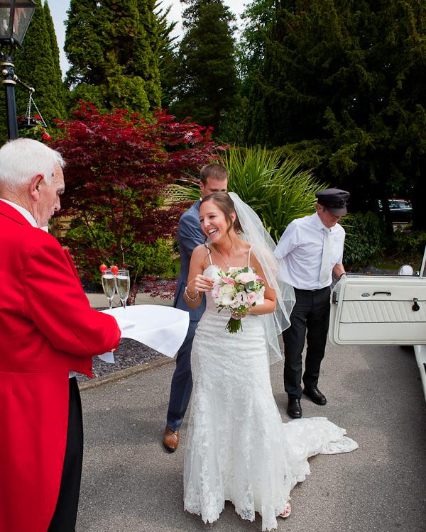 wedding at the preston marriott