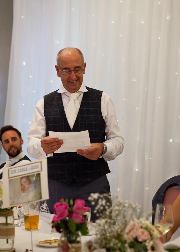 speech at lancashire wedding venue