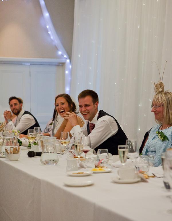 wedding speech at the preston marriott