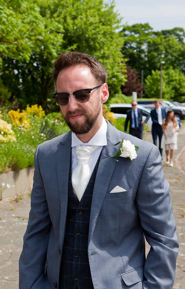 wedding guest lund parish church