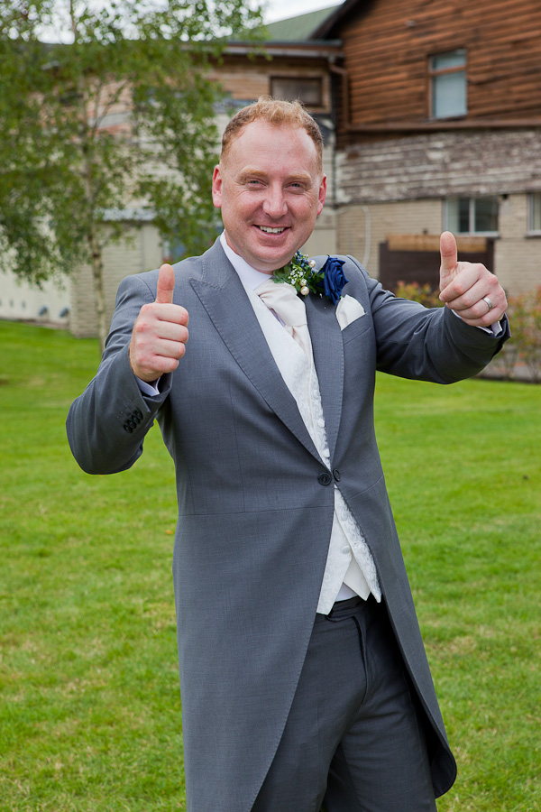groom at barton grange preston
