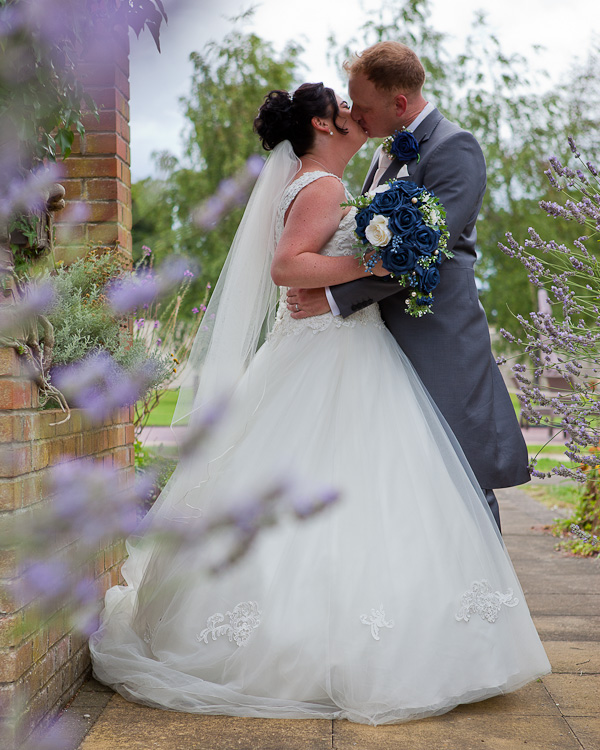 wedding photograph at barton grange preston