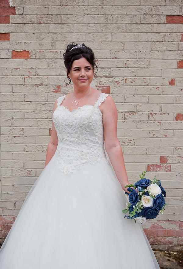 bride photograph at barton grange preston