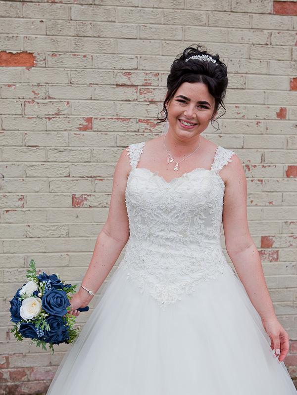 wedding photographer at barton grange preston