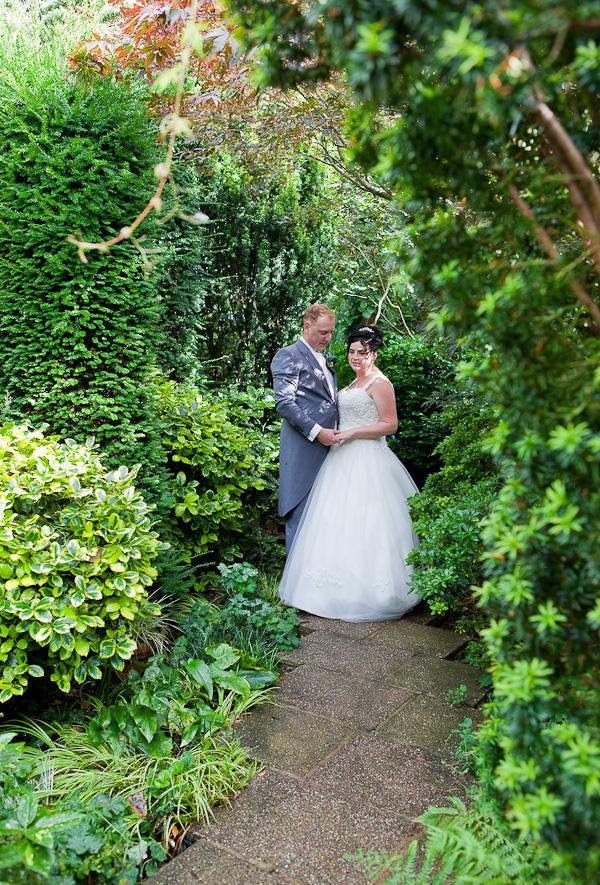 couple photograph at barton grange preston