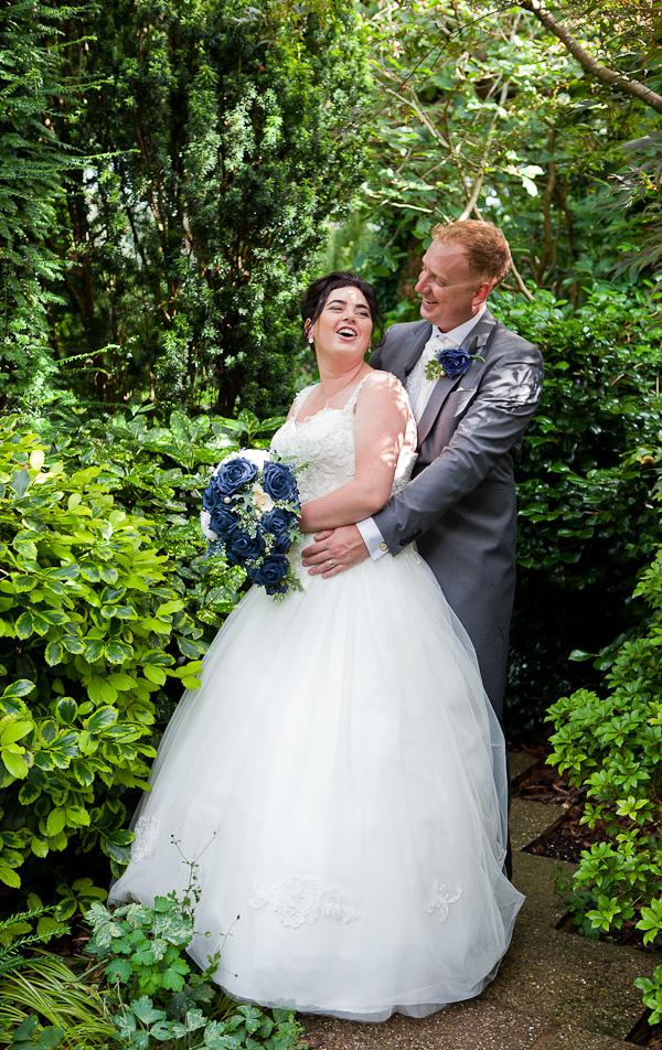 newlyweds at barton grange preston