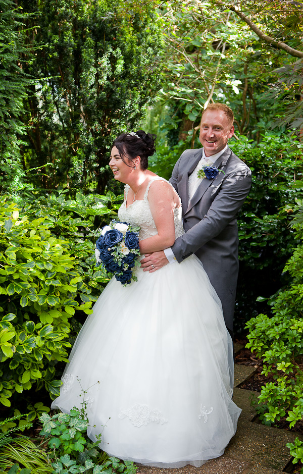 wedding photograph at barton grange hotel