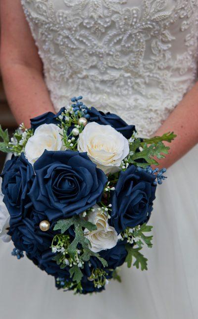 wedding flowers at barton grange preston