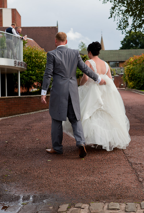 barton grange hotel wedding photograph