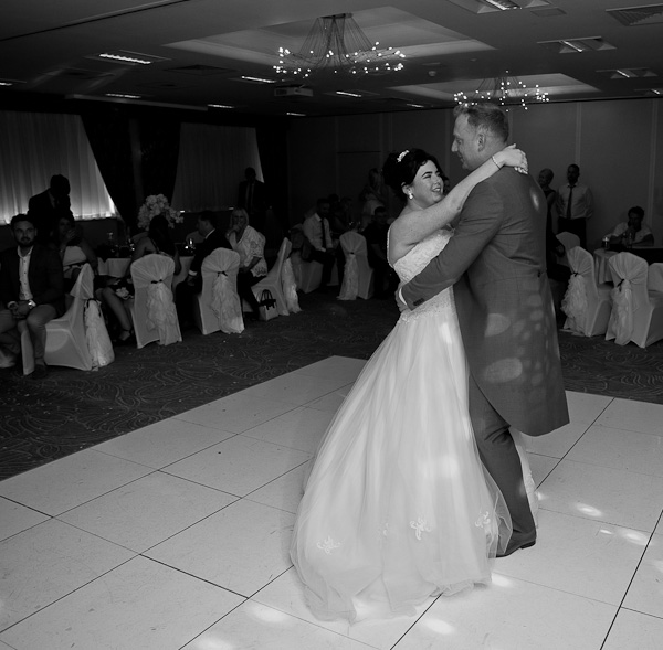first dance wedding photograph preston