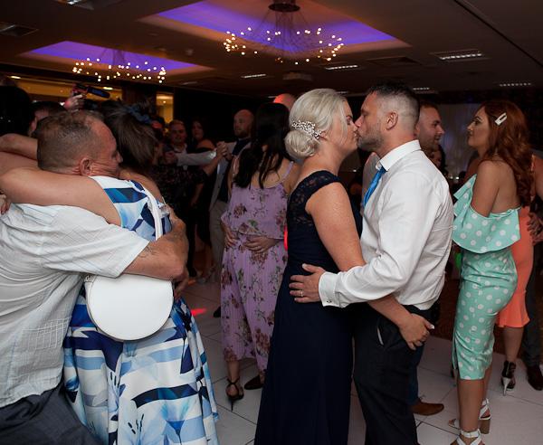 wedding photographs at barton grange preston