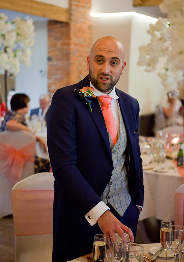 groomsman at charnock farm lancashire
