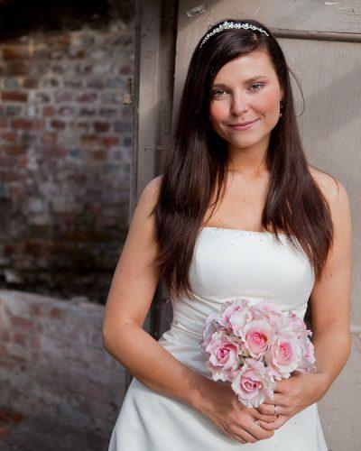bride at lancashire wedding venues