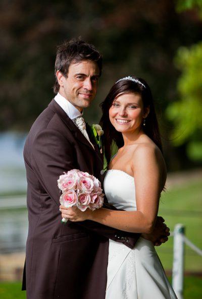 wedding photograph in lancashire