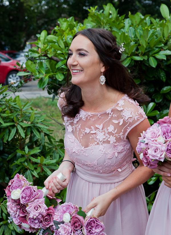 bridesmaid wedding photograph liverpool