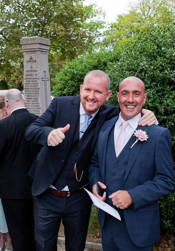 photograph at liverpool wedding