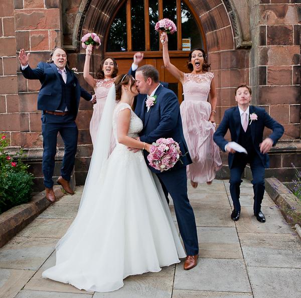 wedding at liverpool church