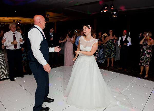 wedding dancing crowne plaza liverpool