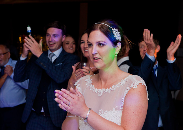 bride at the crowne plaza liverpool