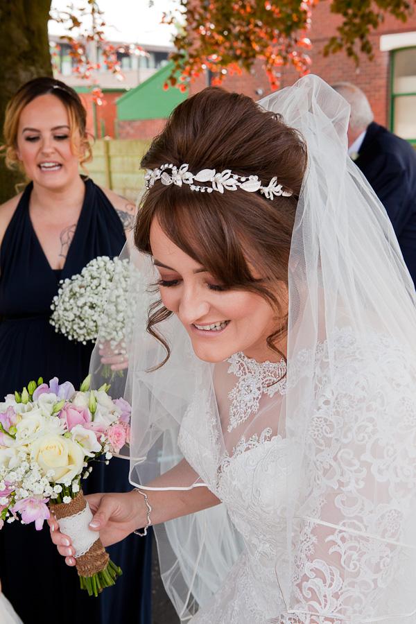 church wedding lancashire