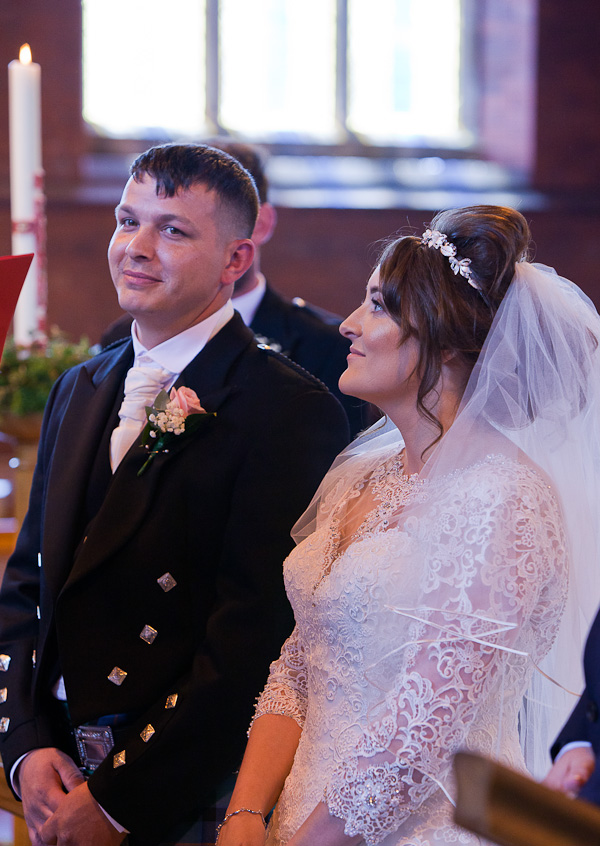 wedding ceremony in lancashire