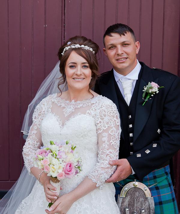 wedding at saint aidens parish preston