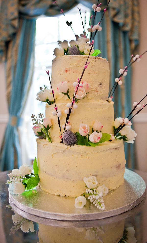 wedding cake shaw hill lancashire
