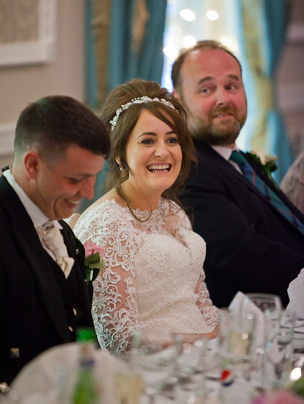 wedding reception at shaw hill lancashire