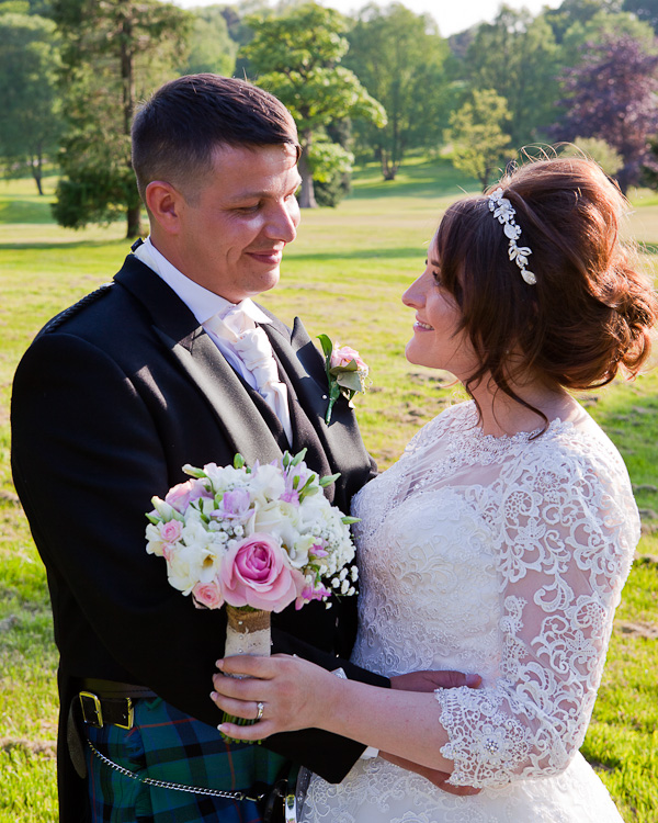 wedding photography at shaw hill lancashire