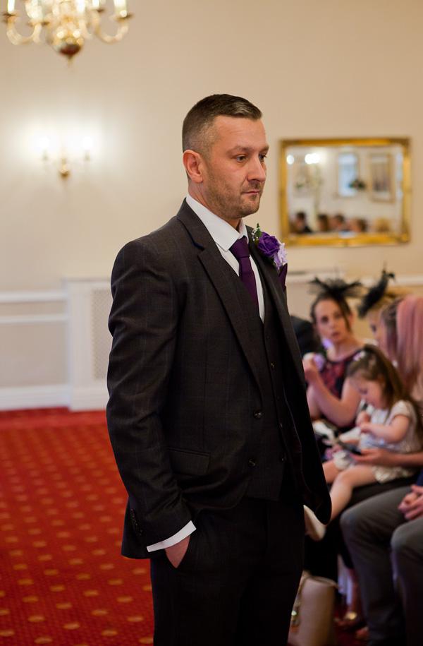 groom at farington lodge lancashire