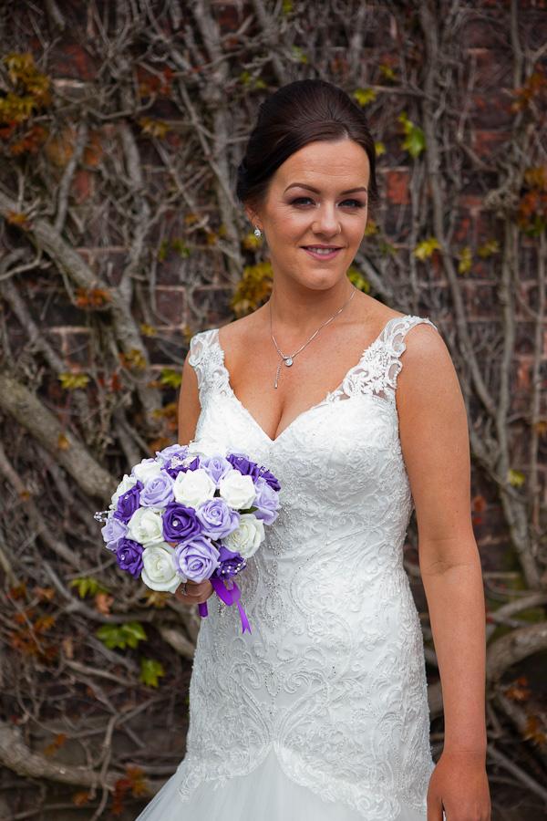 farington lodge wedding photograph