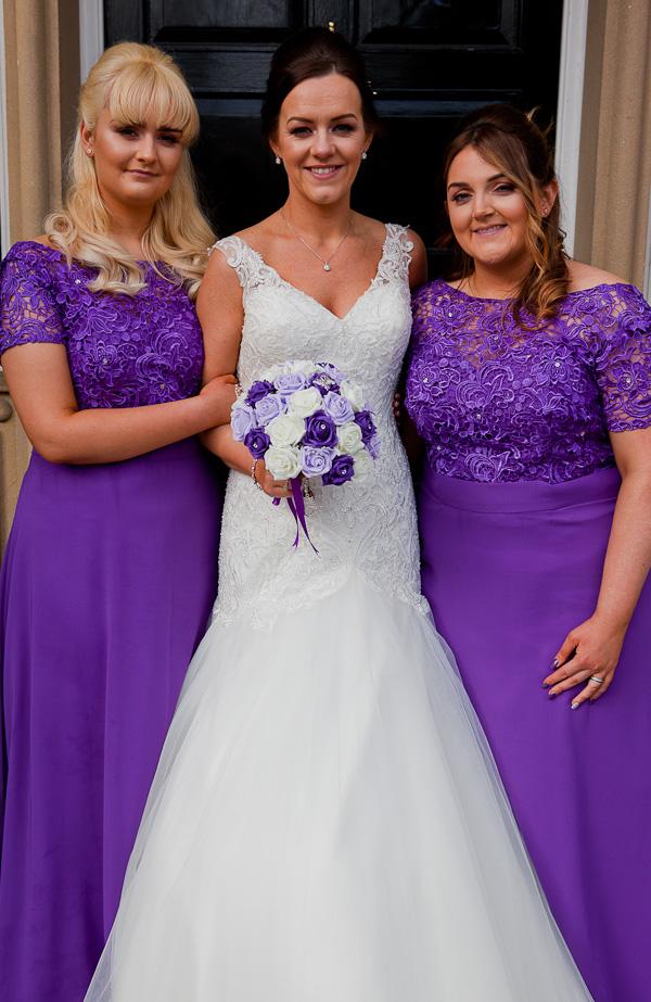 wedding farington lodge lancashire