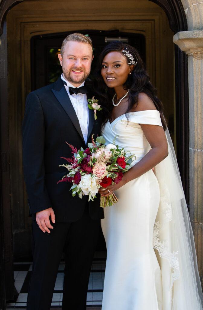 Mitton Hall Wedding Clitheroe Lancashire 103