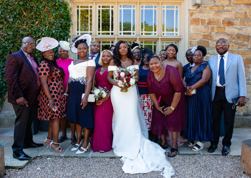 Mitton Hall Wedding Clitheroe Lancashire 106