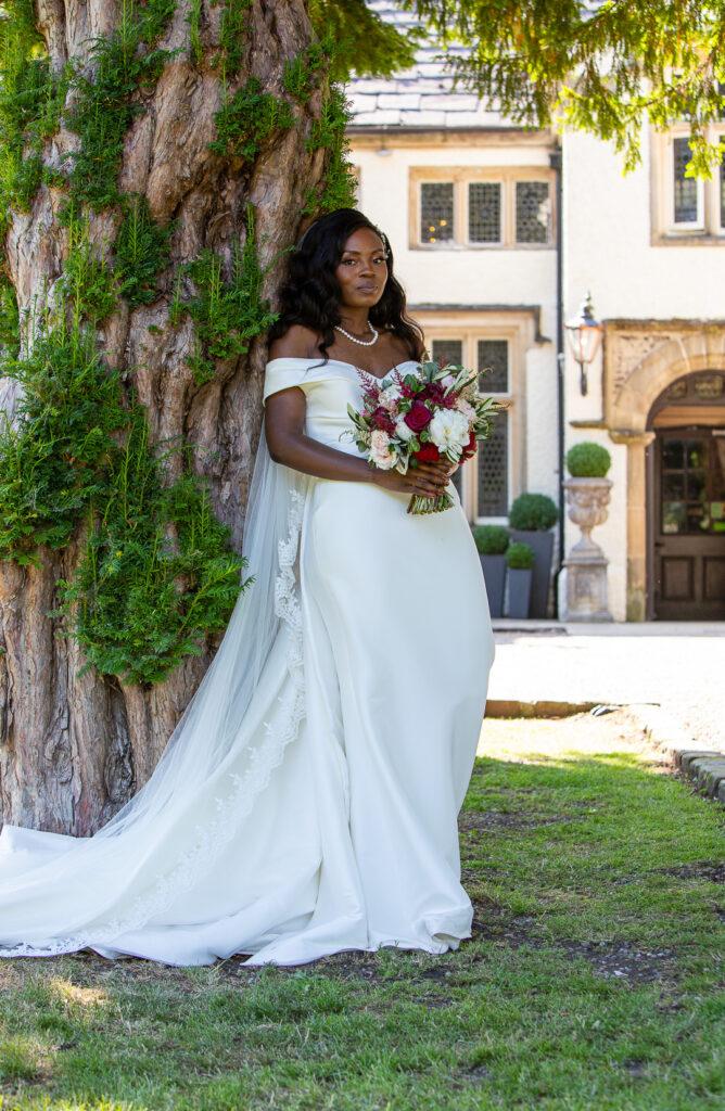Mitton Hall Wedding Clitheroe Lancashire 116