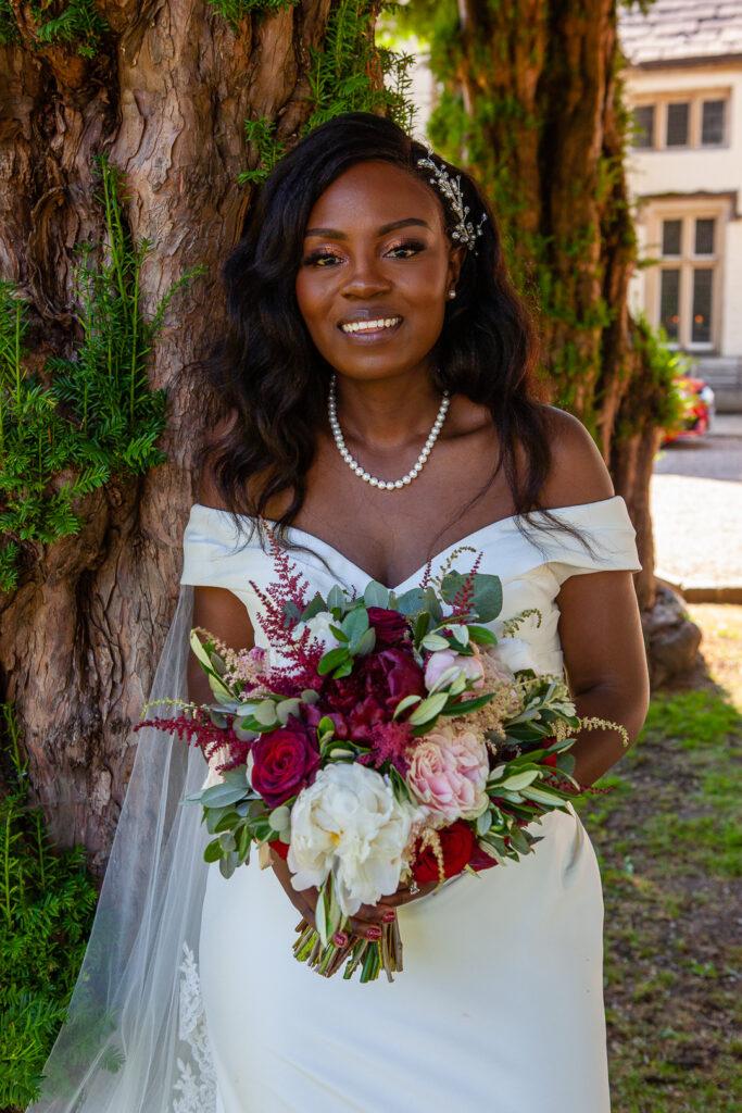 Mitton Hall Wedding Clitheroe Lancashire 118