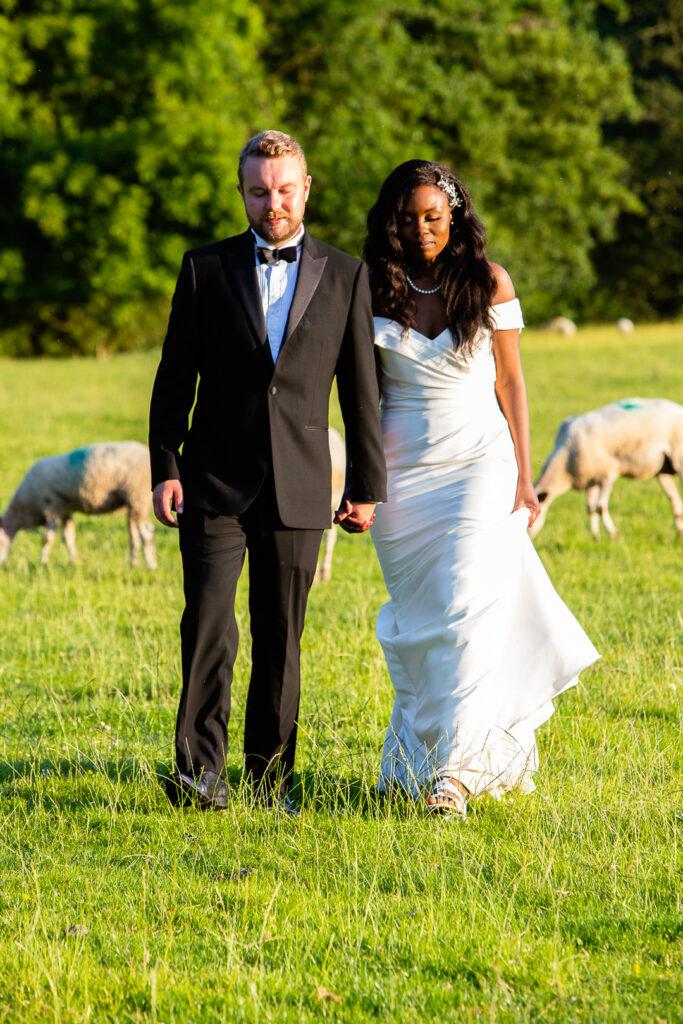 Mitton Hall Wedding Clitheroe Lancashire 144